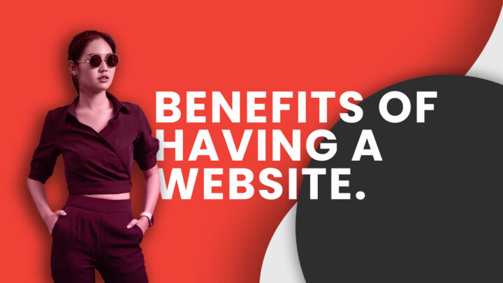 Benefits of having a website for small businesses